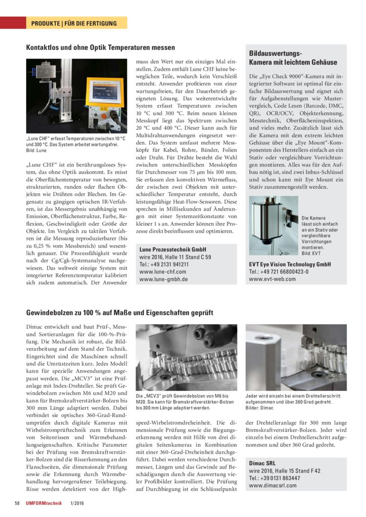 thumbnail of Dimac-UMFORMtechnik-1-2016-page58