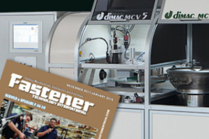 Dimac on Fastener Technology International - December 2017-January 2018