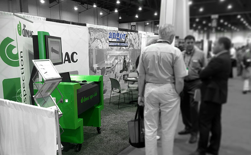 Stand Dimac - Angor-Intools - Las Vegas International Fastener Expo 2017