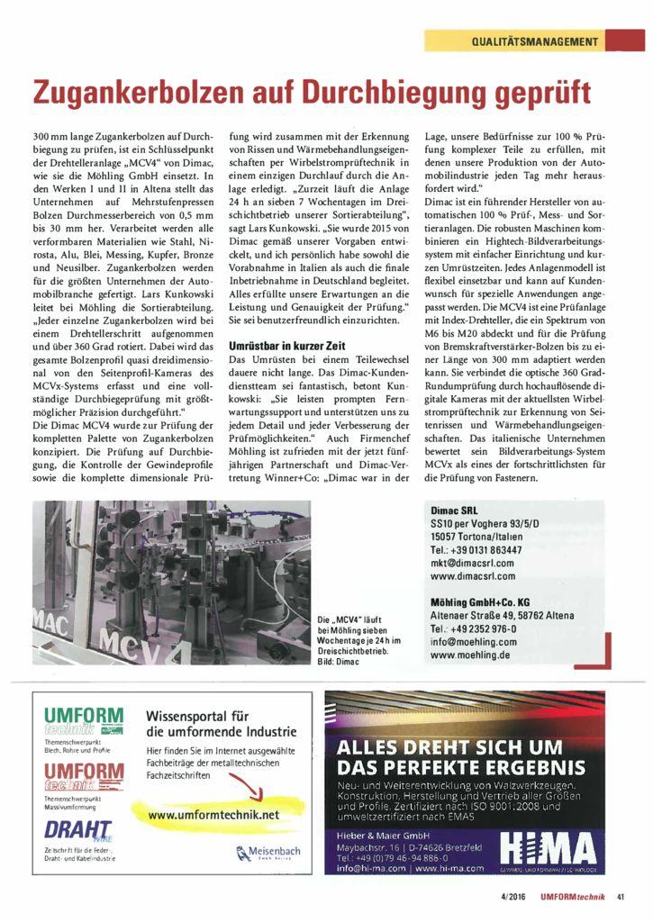 thumbnail of Dimac-UMFORMtechnik-4-2016-page41