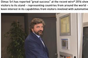 Wire® 2016: un grande successo!