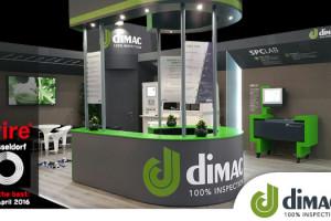 Grande successo per Dimac alla Wire 2016