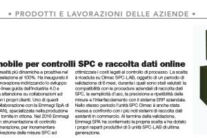 Nuovo SPC-LAB: un successo italiano