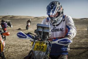 Italienische Piloten für Energie e Sorrisi Team in den Wettbewerb für Tuareg Rallye 2018