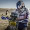 Sponsor dei piloti Dante Corbani e Giorgio Apostolo del team Energie e Sorrisi in gara al Tuareg Rallye 2018