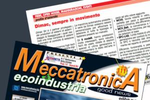 Dimac su Meccatronica 111